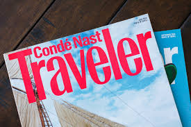 traveler magazine images Conde nast traveler magazine is a waste of money zigzag around jpg