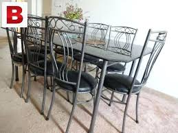 Wrought Iron Dining Table And Chairs Wrought Iron Dining Table Wrought Iron Dining Table With 8 Chairs