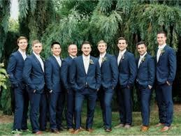 wedding party attire bridegroom tuxedos best suits slim fit groomsmen tuxedo side