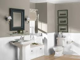 Bathroom Paint Color Ideas Pictures by Bathroom Ideas Decor With Rock Stone Gray Wall Paint Colors Small