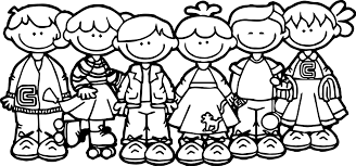 100 days of children coloring page wecoloringpage
