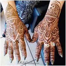 wedding henna design by our artist lisse i am loving the leaves