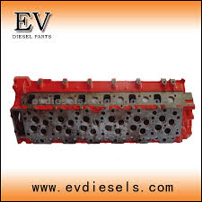 hino f17e cylinder head for heavy duty truck and construciton