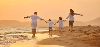 a family vacation is a great time to bond