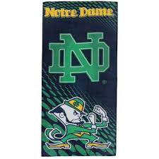 Notre Dame Bedding Sets Notre Dame Fighting Irish Bedding Bed Set Pillows Towels