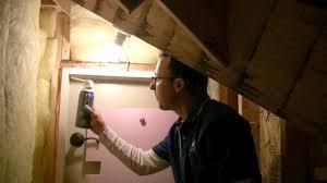 walk in attic door insulation home design ideas and inspiration