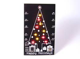 prototype hackable led card ornament dangerous
