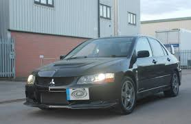 mitsubishi evolution 7 used 2006 mitsubishi evo vii ix for sale in staffordshire