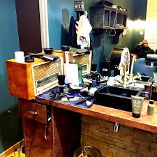 decoration vintage americaine le barbershop de paris yassine dance company
