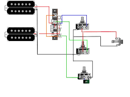 wiring diagrams seymour duncan wiring humbucker wiring diagram