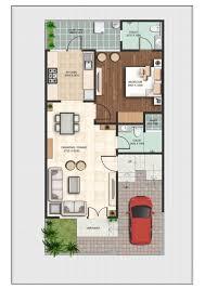floor plan 100 yard solitaire valley