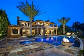 one story mansions 22 8 million newly built mediterranean mansion in newport coast ca