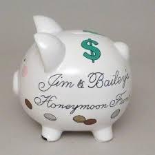 monogrammed piggy banks unique piggy banks for adults visualizeus