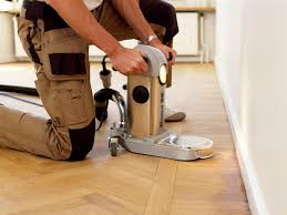 hittoak wood floor parquet fitting services in