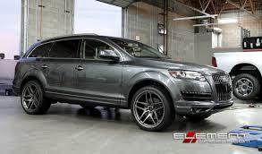 Audi Q7 Specs - 22x10 5 black di forza bm7 titanium on 2014 audi q7 w specs wheels