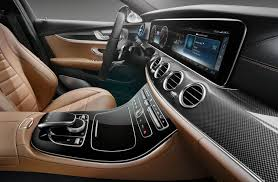 the new e class with next level interior design mercedes benz