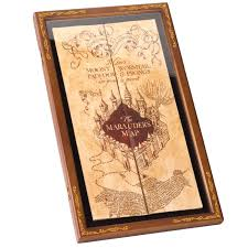 Harry Potter Marauders Map Harry Potter Marauder U0027s Map Geekcore Co Uk