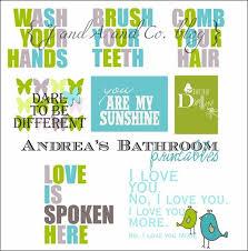 Free Printable Bathroom Art 17 Best Bathroom Printables Images On Pinterest Bathroom Ideas