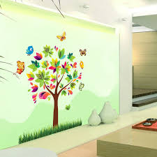 Aliexpresscom  Buy Birds Butterfly Tree Wall Decal Kids Room - Butterfly kids room