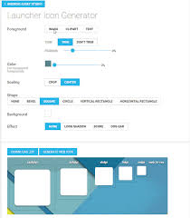 android icon generator vs2015 icon generator for xamarin android app el bruno