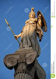 God Statue by Athena God Statue Stock Image Image 3552931
