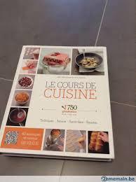 cours de cuisine hainaut livre de cuisine 750g a vendre 2ememain be