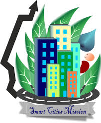 design a logo and create tagline for smart cities mission mygov in