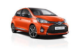 toyota 2016 2016 toyota yaris orange edition is unmistakably orange