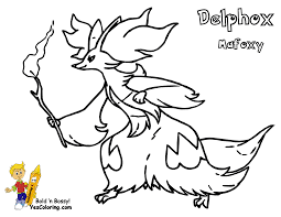 pokemon coloring pages froakie exprimartdesign