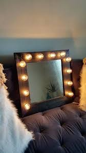 Beauty Vanity With Lights Vanities Makeup Vanity Lighted Mirror Lux Led Compact Mirror