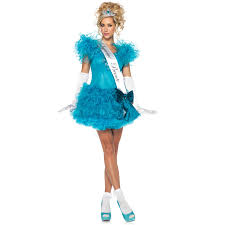 kid pageant dress blue costume buycostumes
