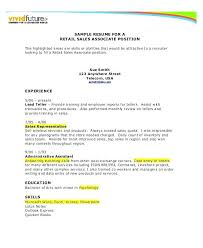 sales associate resume retail sales associate resume template retail sales associate