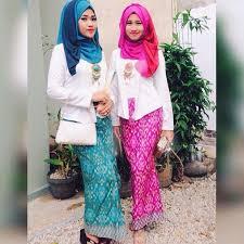 tutorial hijab resmi kebaya kutu baru hijab kreasi untuk pesta pernikahan dan acara resmi