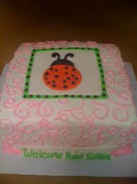 ladybug baby shower cakecentral com
