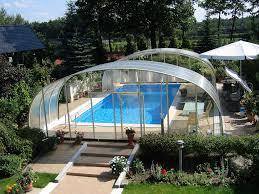 high pool enclosures telescopic u0026 permanent enclosures