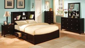 California King Platform Bed With Drawers Brooklyn Storage Platform Bed Cm7053
