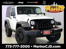 jeep wrangler for sale milwaukee jeep wrangler willys wheeler for sale in milwaukee wi and