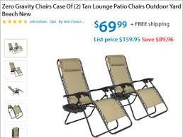 Zero Gravity Chair Walmart More 50 Off Or More Pre Black Friday 2016 Deals At Walmart Yo