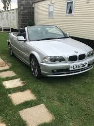 bmw 320ci convertible bmw 320ci convertible 2001 in clacton on sea essex gumtree