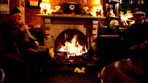 the old man u0027s pub fireplace to slow down relax and sleep youtube