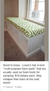 Diy Bench Seat Awesome Kitchen Bench With Storage I Bet The Husband Could Build