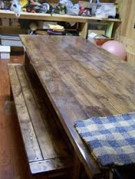Wooden Bbq Table Plans Howtospecialist by Farmhouse Table Design Plans How To Build A Farmhouse Table