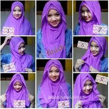 tutorial hijab segitiga paris simple tutorial wearing veil 12 tutorial wearing veil square simple and