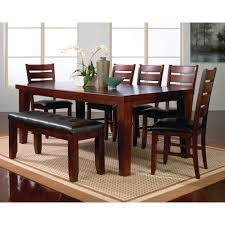 Casual Dining Room Chairs by Crown Mark Kingston Dining Room Table Chairs U0026 Bench Sold At