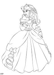 aurora disney princess coloring pages download print free