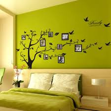 huge black family tree photo frame wall decal amazon electronics