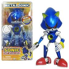 Sonic The Hedgehog Papercraft - sonic the hedgehog metal sonic 10 inch figure jazwares sonic