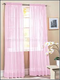 Walmart Sheer Curtain Panels Light Pink Sheer Curtains Teawing Co