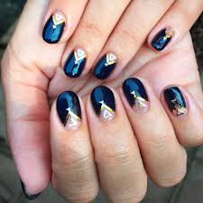 nail art nails with nail art peach colored ideas short for