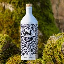 this porcelain gin bottle is a work of art food u0026 wine